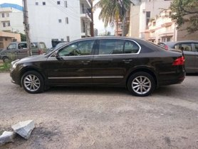 2015 Skoda Superb MT for sale at low price