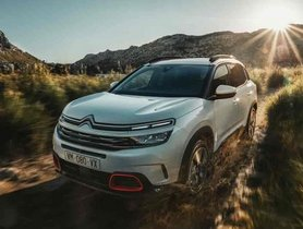 Citroen Lease Services Available For Upcoming C5 Aircross In India