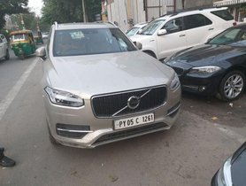Used Volvo XC90 AT car at low price
