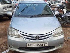Used Toyota Etios Liva GD 2012 MT for sale