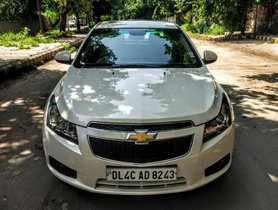 Used Chevrolet Cruze LTZ MT car at low price
