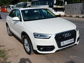 2014 Audi Q3 AT 2012-2015 for sale at low price