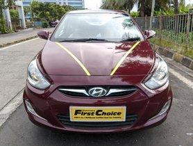 Hyundai Verna 1.6 SX VTVT 2014 MT for sale
