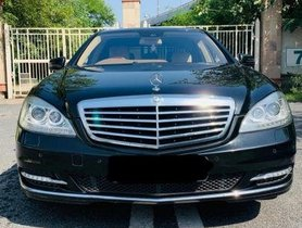 Mercedes Benz S Class S 350 L AT 2005 2013 2011 for sale