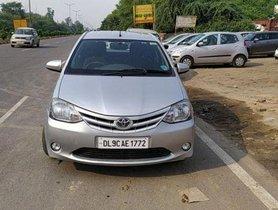 Used Toyota Etios Liva 1.4 GD MT car at low price