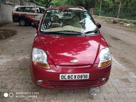 Chevrolet Spark 1.0 LT 2011 MT for sale