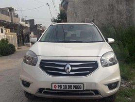 2012 Renault Koleos MT for sale