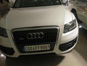 Audi Q5, 2012, Diesel MT for sale
