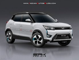Mahindra's Upcoming EV Based On XUV300, Will Pit Against Hyundai Kona Electric