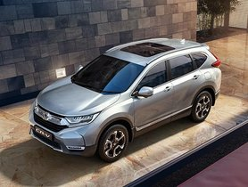Honda CR-V Available With Discount Of Rs 5 Lakh This October