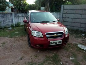 Used 2007 Chevrolet Aveo 1.4 MT for sale