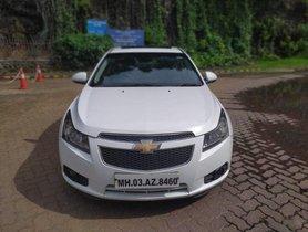 Used Chevrolet Cruze LTZ AT car at low price