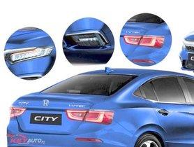 2020 Honda City Exterior Rendered