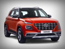 Hyundai Venue Dual-Tone Variants To Launch Soon