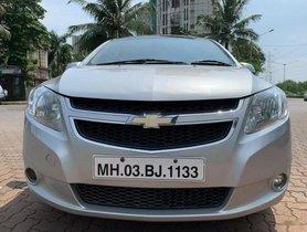 Used 2013 Chevrolet Sail Hatchback MT for sale