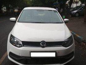 Used Volkswagen Polo 1.2 MPI Trendline 2015 MT for sale