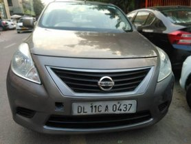 Used 2012 Nissan Sunny XL MT 2011-2014 for sale