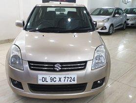 2010 Maruti Suzuki New Swift DZire for sale in New Delhi