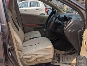 Used Honda Amaze MT car at low price