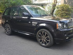 Used 2010 Land Rover Range Rover Sport AT for sale