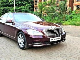 Mercedes Benz S Class AT 2011 for sale