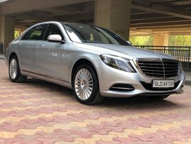 Used 2016 Mercedes Benz S Class AT for sale