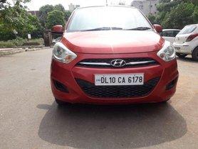 Used Hyundai i10 MAgna 1.1 MT car at low price