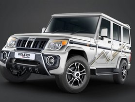 Mahindra Launches New Bolero Power+Special Edition With New Features Inside And Out