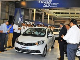 Tata Introduces All-New Tigor EV With An ARAI-rated Driving Range of 213 Km/Charge