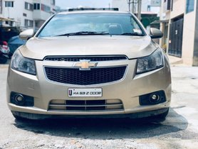 2010 Chevrolet Cruze LTZ MT for sale at low price