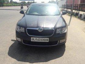 Used Skoda Superb AT car at low price