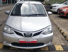 2015 Toyota Etios Liva V MT for sale