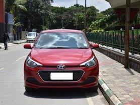 2017 Hyundai Elite i20 MT for sale at low price