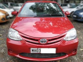 Toyota Etios Liva G, 2013, Petrol MT for sale
