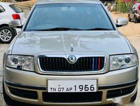 Skoda Superb 2.8 V6 AT, 2007, Petrol for sale