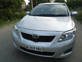 2011 Toyota Corolla Altis MT for sale at low price