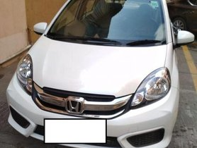 Honda Amaze S Petrol MT for sale