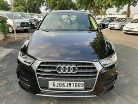 Audi Q3 2015-2017 35 TDI Quattro Premium Plus AT for sale