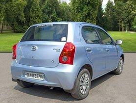 Toyota Etios Liva 2011-2012 G MT for sale