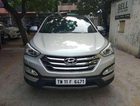 Hyundai Santa Fe 4 WD AT, 2014, Diesel for sale