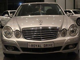 Mercedes Benz E Class 2007 AT for sale