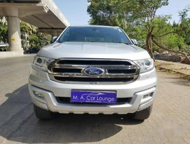 Ford Endeavour 3.2 Titanium AT 4x4, 2016, Diesel AT for sale