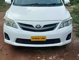 Toyota Corolla Altis 1.8 GL, 2011, Diesel MT for sale