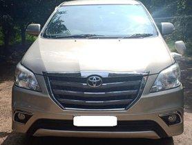 Toyota Innova 2.5 VX (Diesel) 8 Seater MT for sale
