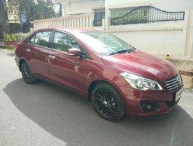 Used 2017 Maruti Suzuki Ciaz Zeta AT for sale
