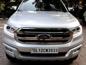 Used Ford Endeavour AT car at low price