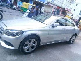 Used Mercedes Benz C-Class 220 CDI AT 2019 for sale