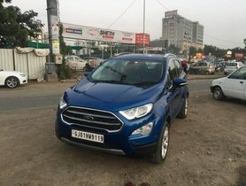 Ford EcoSport 1.5 Petrol Titanium AT 2018 for sale