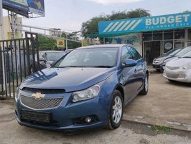 Used Chevrolet Cruze LTX MT car at low price
