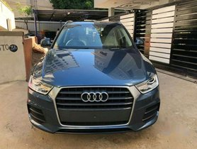 Used Audi Q3 MT for sale